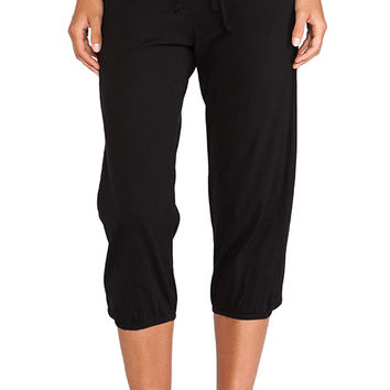 So Low Dance Crop Pant in Black