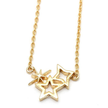 girlsluv.it - shining star necklace