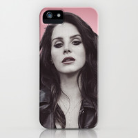 DEL REY LANA iPhone & iPod Case by Hands in the Sky