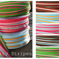Striped Ribbon