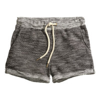 H&M Sweatpant Shorts $14.95