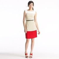 kate spade | colorblock brodie dress