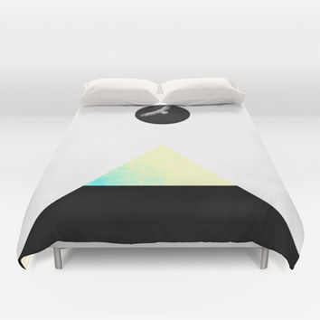 Be Bold & Free Duvet Cover by DuckyB (Brandi)