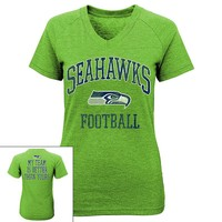 "Seattle Seahawks ""My Team Is Better Than Yours"" Tee - Juniors"