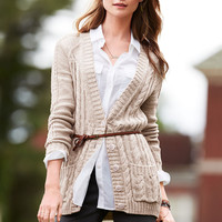 High-low Cardigan - Victoria's Secret