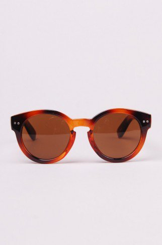 Sara Kim Sunglasses in Amber