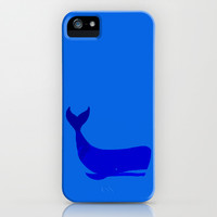 Whale iPhone & iPod Case by Good Sense | Society6