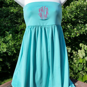 Teal Swimsuit Cover Up **Size S/M**