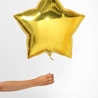 Foil Star 18 Inch Party Balloon-