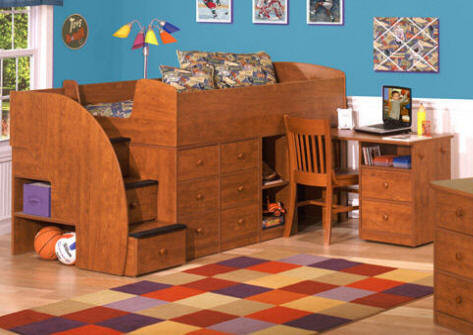 Hollister Junior Scholar Loft