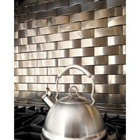 Rocky Mountain Hardware Arched Border Backsplash - Wall Tile - Modenus Catalog