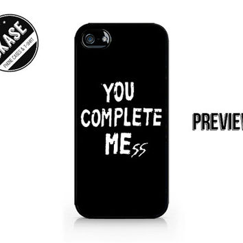 You Complete Me - Luke Hemmings - 5SOS - 5 Seconds of Summer - iPhone 4 / 4S / 5 / 5C / 5S / Galaxy S3 / S4 / S5 - 445