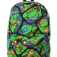 TEENAGE MUTANT NINJA TURTLES BACKPACK - Default Title