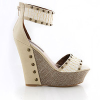 Tred Sutds Wedge | Trendy Shoes at Pink Ice
