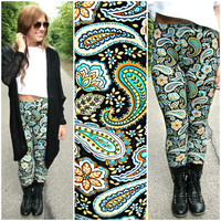 Paisley Days Leggings