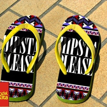 Flip Flops - Hipsta Please on Aztec
