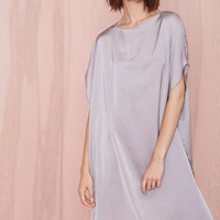 Cheap Monday Sky Dress - Gray