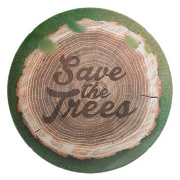 Save the trees Inspirational Design