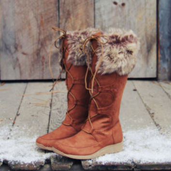 winter boots | Spool No.72