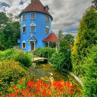 Moominhouse, Finland
