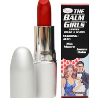 Balm Girls Mia Moore Red Lipstick