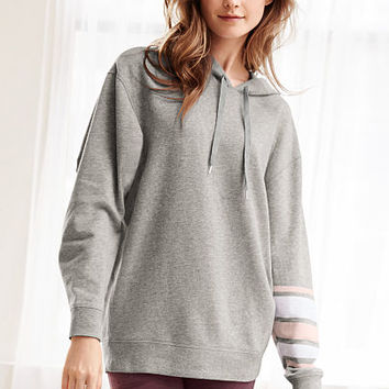 Oversized Fleece Hoodie - Victoria's Secret