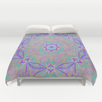 Dancer 3 Duvet Cover by Lisa Argyropoulos | Society6