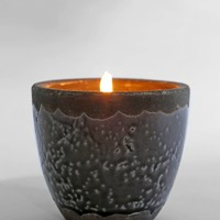 Glazed Stone Candle - Urban Outfitters