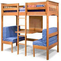 Fleetwood Dual Function Bunk Beds