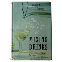 The Fine Art of Mixing Drinks