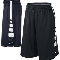 Nike Men's Elite Stripe Basketball Shorts - Dick's Sporting Goods