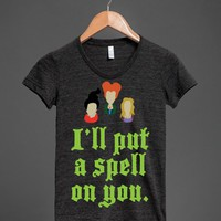 I'll put a spell on you (dark)