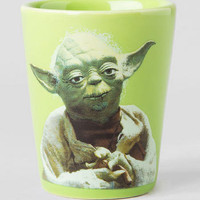 STAR WARS YODA SHOT GLASS