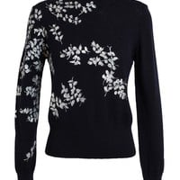 DRIES VAN NOTEN | Maurita Hand Painted Wool Jumper | Browns fashion & designer clothes & clothing