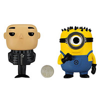 Despicable Me Vinyl Pop Figures -