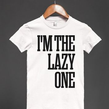 I'm The Lazy One