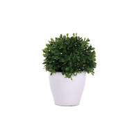 Lux-Art Silks Boxwood Faux Arrangement