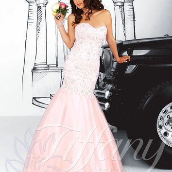 Tiffany Designs Prom Dress 16033