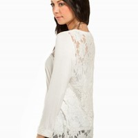 EMBROIDERED LACE BASIC