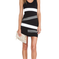 Time Out Dress in Black