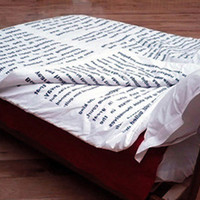 Bedtime Stories - Duvet Cover