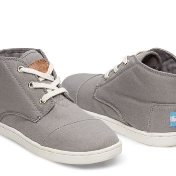 GREY CANVAS YOUTH PASEO-MIDS