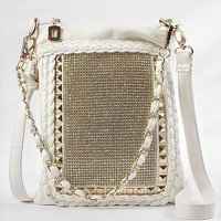MMS Design Studio Rhinestone Purse - Women's Bags | Buckle