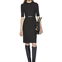 Gucci - Belted Wool Dress - Saks Fifth Avenue Mobile