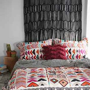 Magical Thinking Geo Lines Quilt - Urban Outfitters
