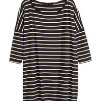 H&M Oversized Jersey Top $14.95