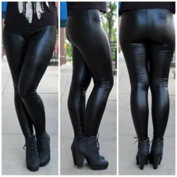 Bound By Love Leggings