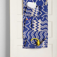 Magical Thinking Geo Over-The-Door Pocket Organizer