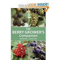 The Berry Grower's Companion [Illustrated] [Paperback]