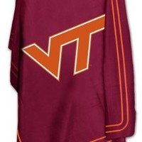 NCAA Virginia Tech Hokies Classic Fleece Blanket